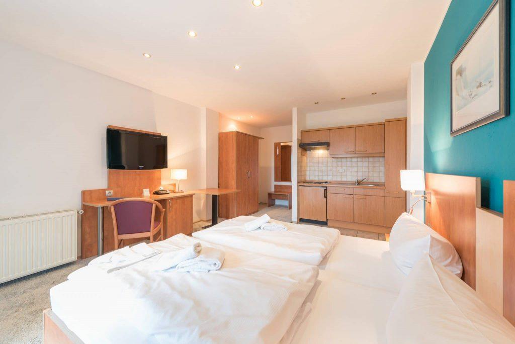 1 Raum Appartement mit Meerblick | Rügen